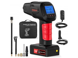 TAP-09A Super cordless tyre inflator